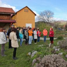 testovací tréninková mobilita Družstvená při Hornádě, SLovensko
