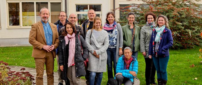 (English) Trans-national meeting at BC Naklo in Strahinj, Slovenia.