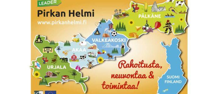 Pirkan Helmi: About us