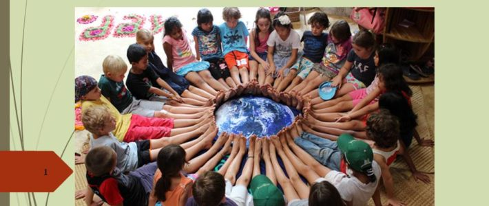 (English) School and Community gardens as tools for life style shaping